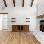 New Home Construction Living Room Nampa ID